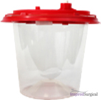3000cc Canister Liner & Lid