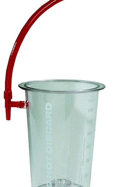 Baxter 1500 ml Canister