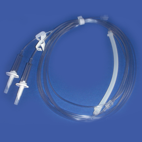Dual Spike Tumescent Tubing Sterile