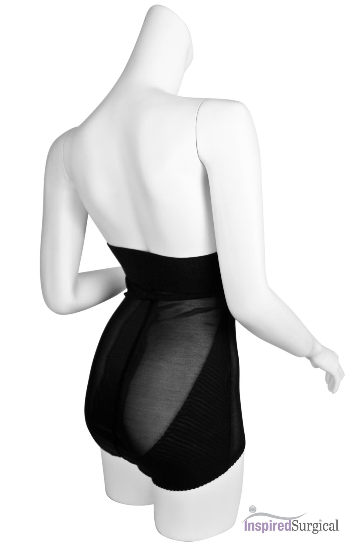 High Waist Panty Style Girdle Compression Garment