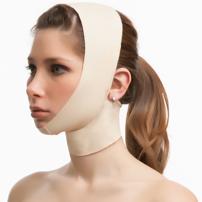 Facial Qarment Beige