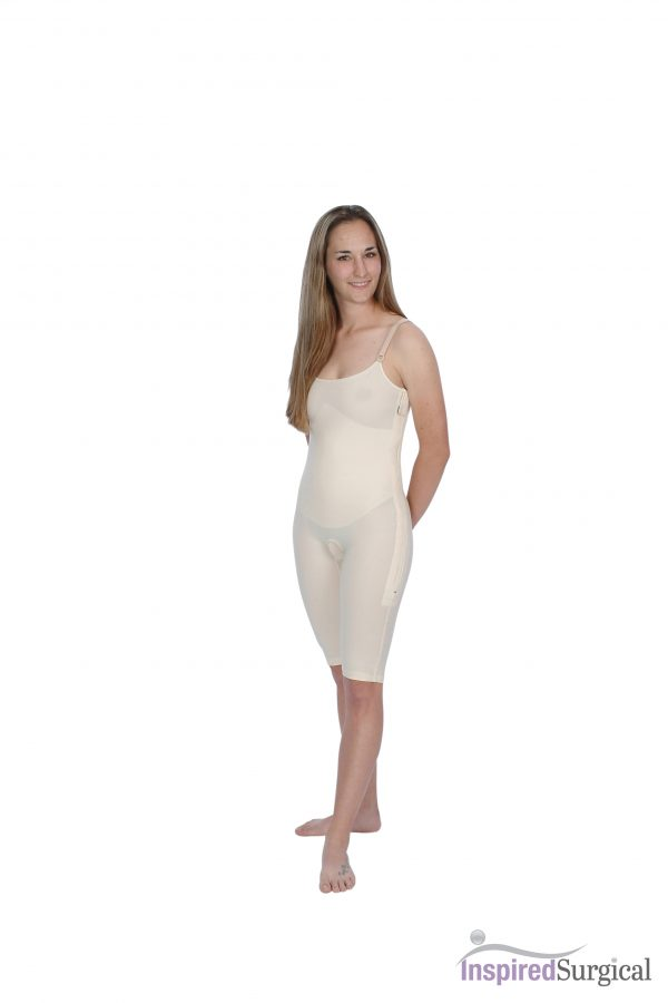 Full Body Compression Beige