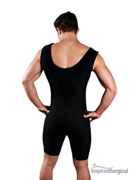 Male Garment - Back