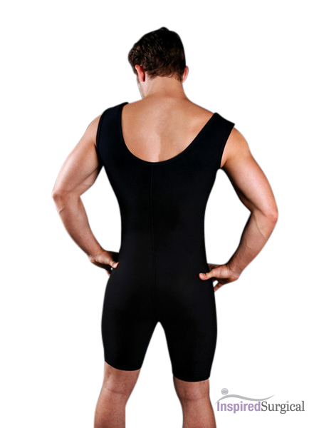 Male Garment - Back