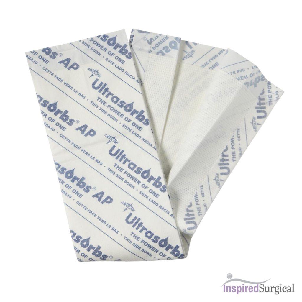 Ultrasorb Dry Pads