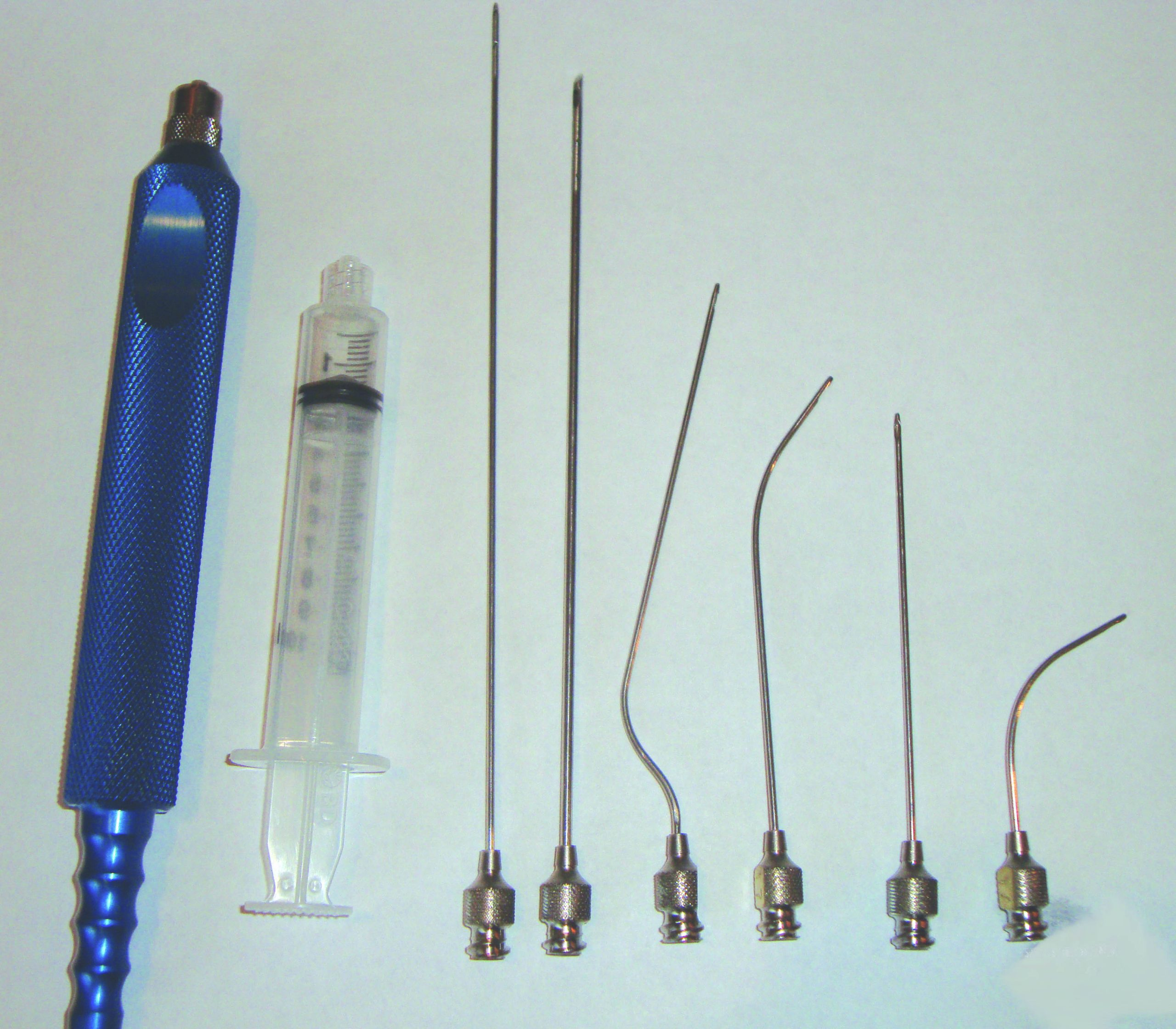 Small Volume Fat Injection Set
