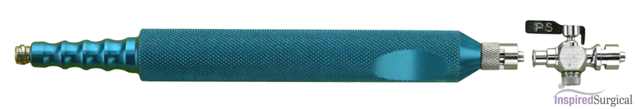 Infusion Handle Knurled