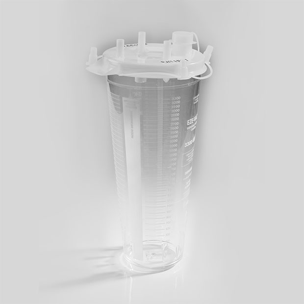 Eze Vac Disposable Canisters 3000